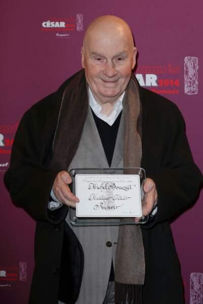 Michel Bouquet - catégorie meilleur acteur pour Renoir