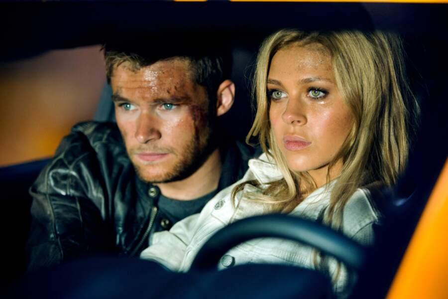 Nicola Peltz avec Jack Reynor dans Transformers - L'Age de l'extinction : nouvelles têtes, même combat !