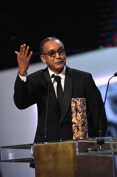 Abderrhamane Sissako a aussi remporté le César du meilleur film pour Timbuktu