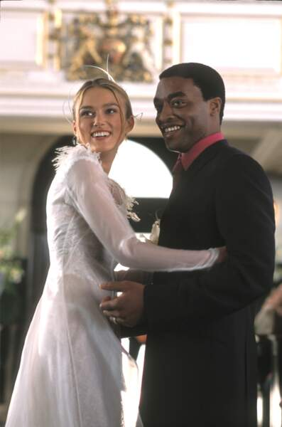 Love Actually (2003) : avec Chewitel Ejiofor