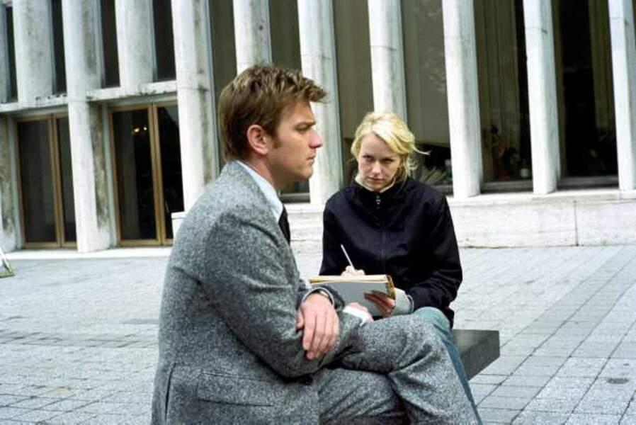 Ewan McGregor et Naomi Watts dans Stay (2005)