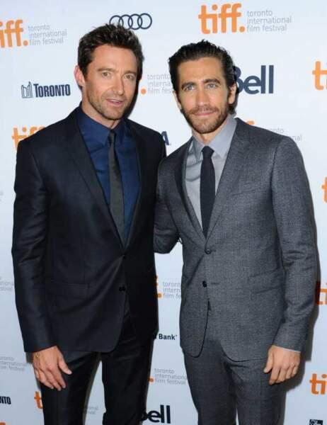 Duel de beaux gosses : Hugh Jackman et Jake Gyllenhaal