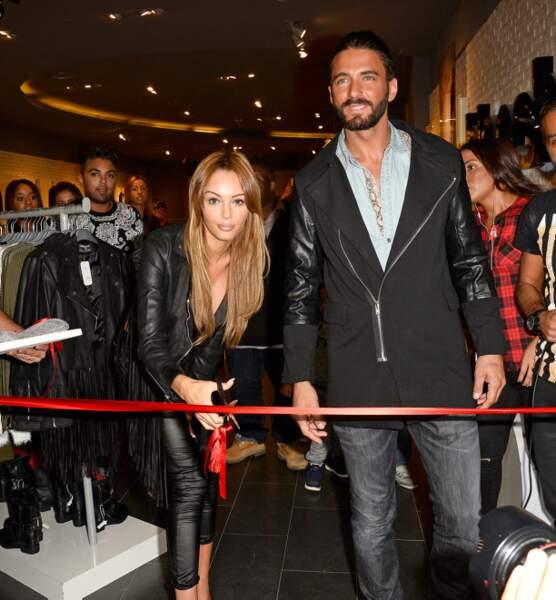 En septembre 2014, elle ouvre son premier magasin de vêtements.