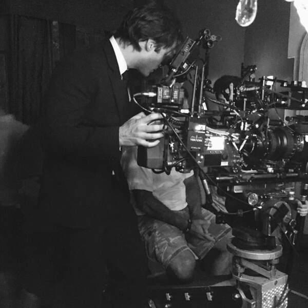 Ian Somerhalder passe (encore) derrière la caméra pour Vampire Diaries