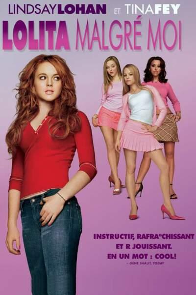 Lindsay Lohan dans Lolita, malgré moi (2003)
