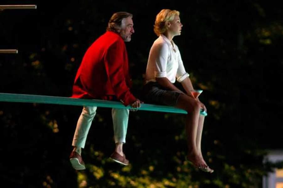 Un Grand Mariage (2013), avec Robert De Niro