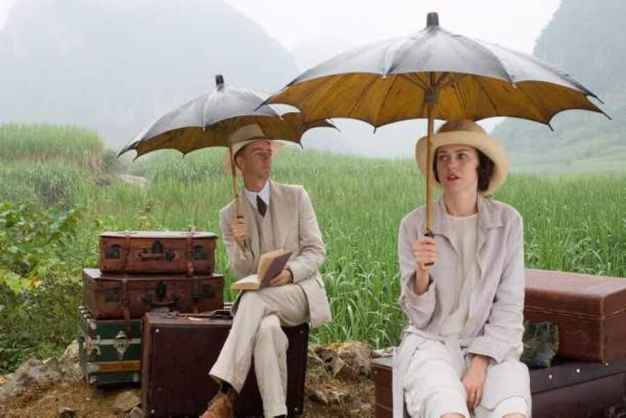 Edward Norton et Naomi Watts dans  Le Voile des illusions (2006)