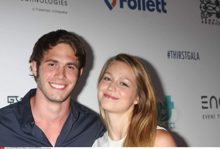 Blake Jenner et Melissa Benoist : une Glee-romance
