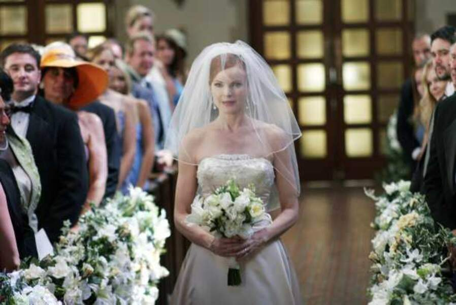 Desperate Housewives - Le mariage de Bree