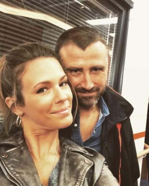 Lorie et Alexandre Brasseur, aussi proches à la ville que dans Demain nous appartient