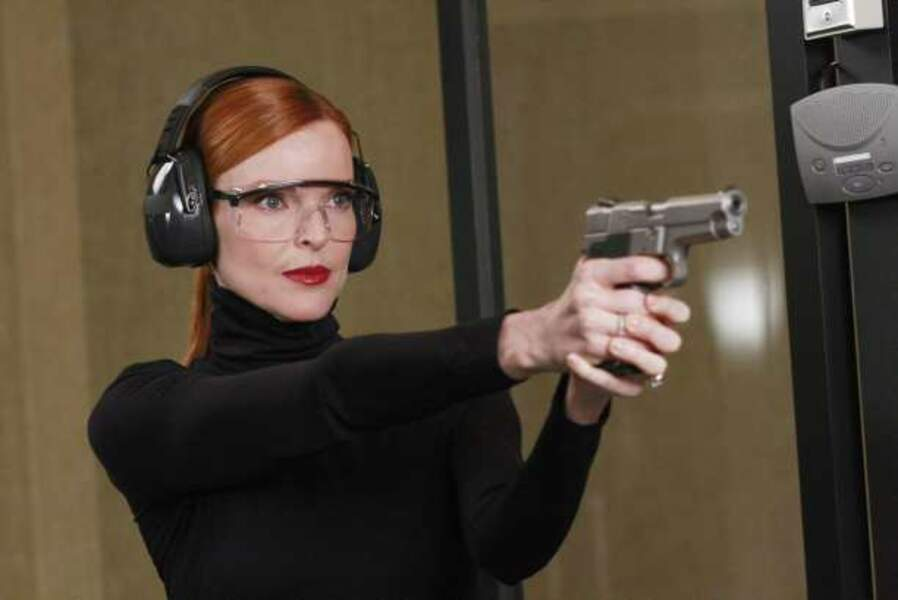 Desperate Housewives - Bree au stand de tir
