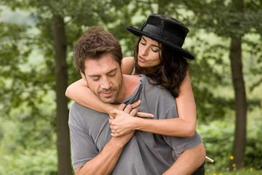 Javier Bardem et Penélope Cruz ont commencé leur idylle sur ce film...
