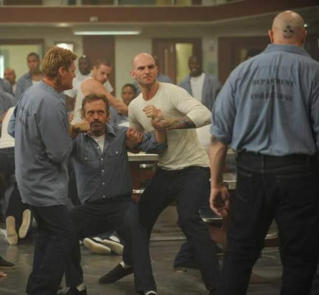 Dr House, des couloirs de l'hôpital à ceux de la prison (saison 8)