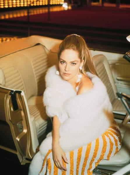 Elle joue une prostituée de luxe