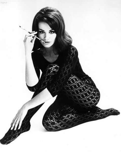 Claudine Auger dans Opération Tonnerre (1965)