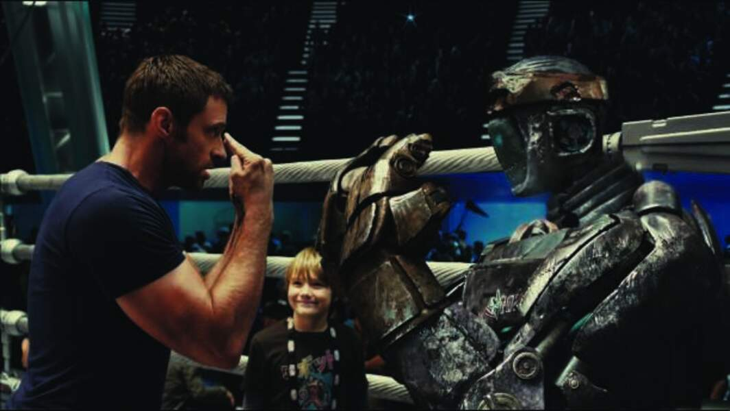 Real Steel (de Shawn Levy, 2011)