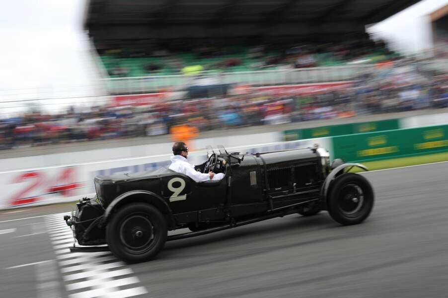 24 heures Du Mans : parade pour le 90e anniversaire