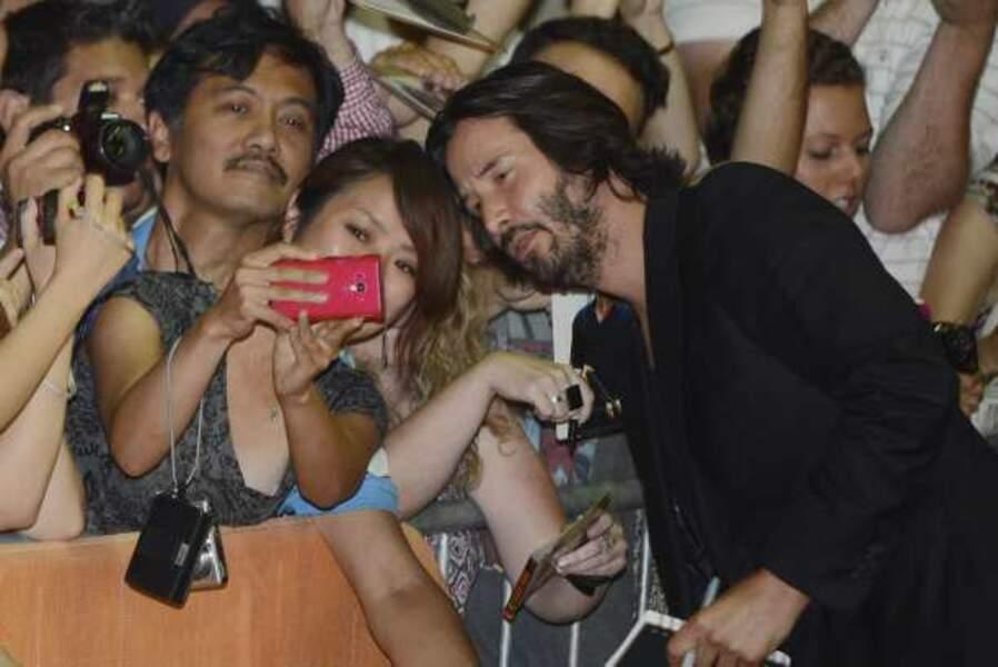 Keanu Reeves a encore des fans