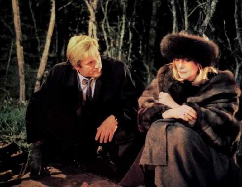 Drôle d'endroit pour une rencontre de François Dupeyron (1987)