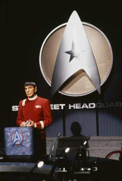 Star Trek 6 : Terre inconnue (1991)