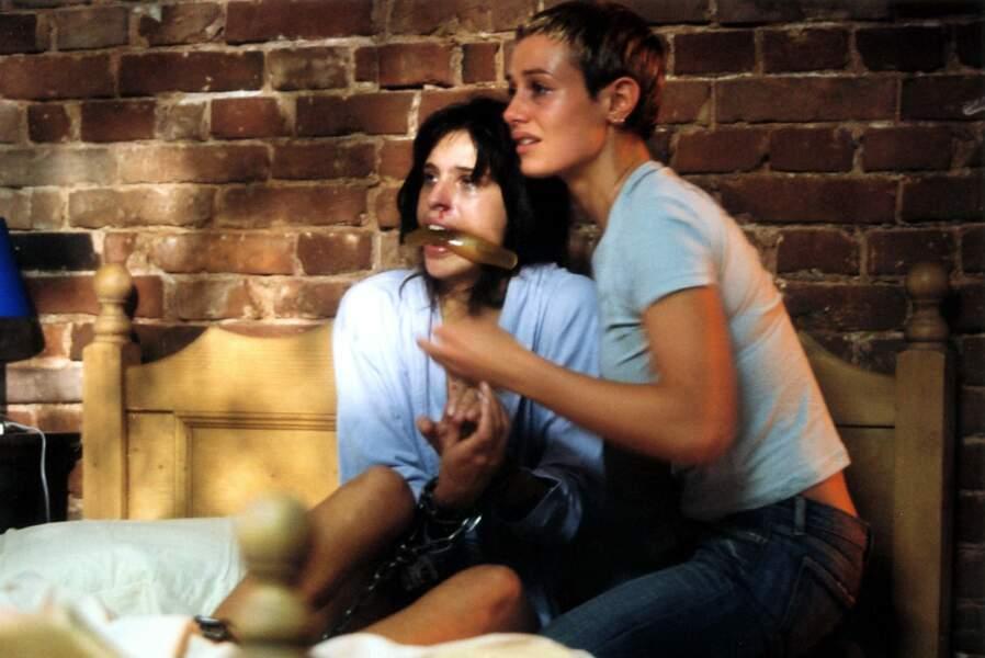 HAUTE TENSION (2003) d'Alexandre Aja.