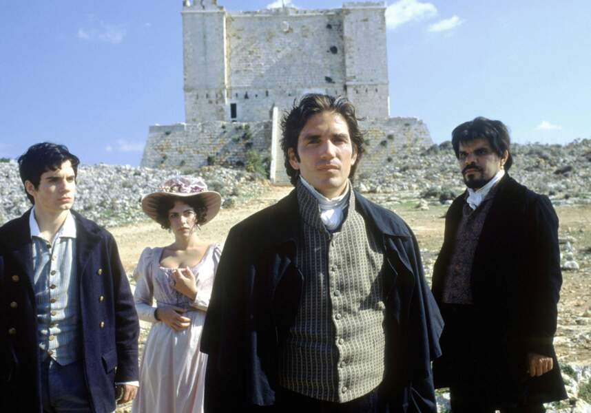 En 2002, dans La vengeance de Monte-Cristo