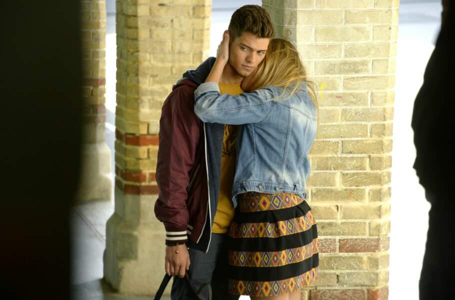 Entre Laura et Lucas, qui Dimitri choisira-t-il ?