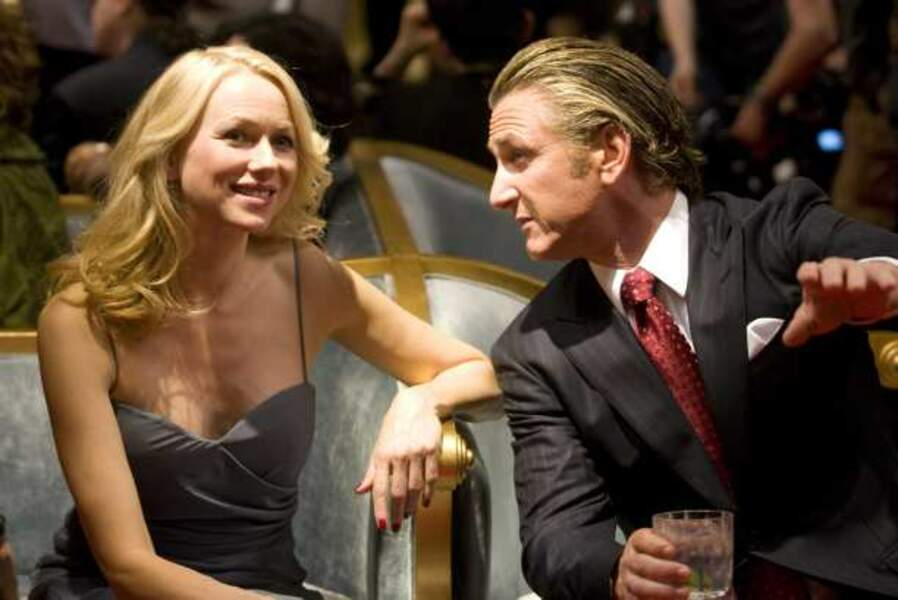 Elle a rejoué avec Sean Penn dans Fair Game (2010)