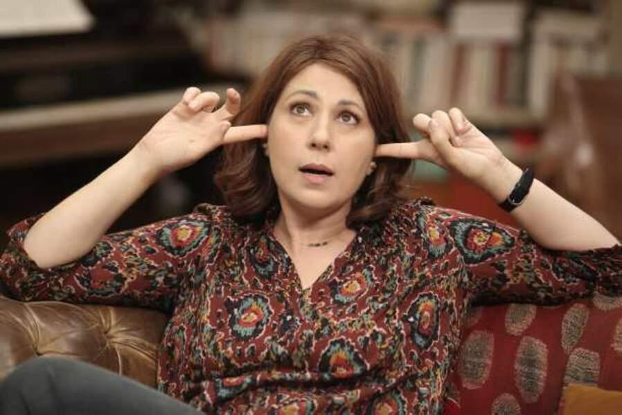 Valérie Benguigui, dans Le Prénom (Meilleure actrice dans un second rôle)