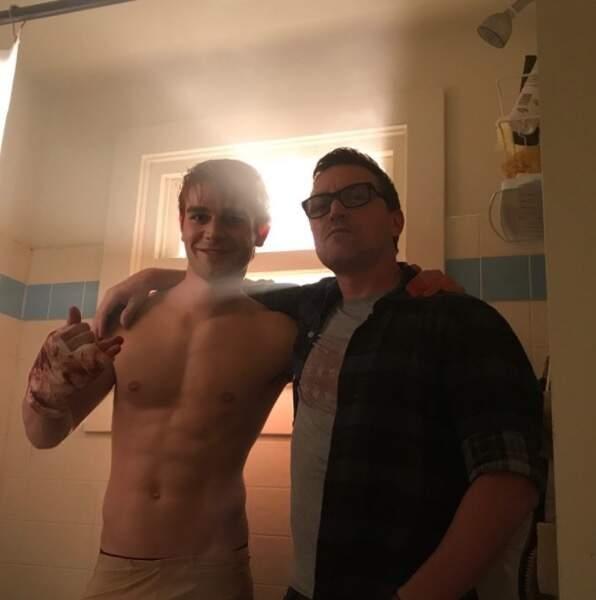 Le tournage de la saison 2 de Riverdale a débuté !