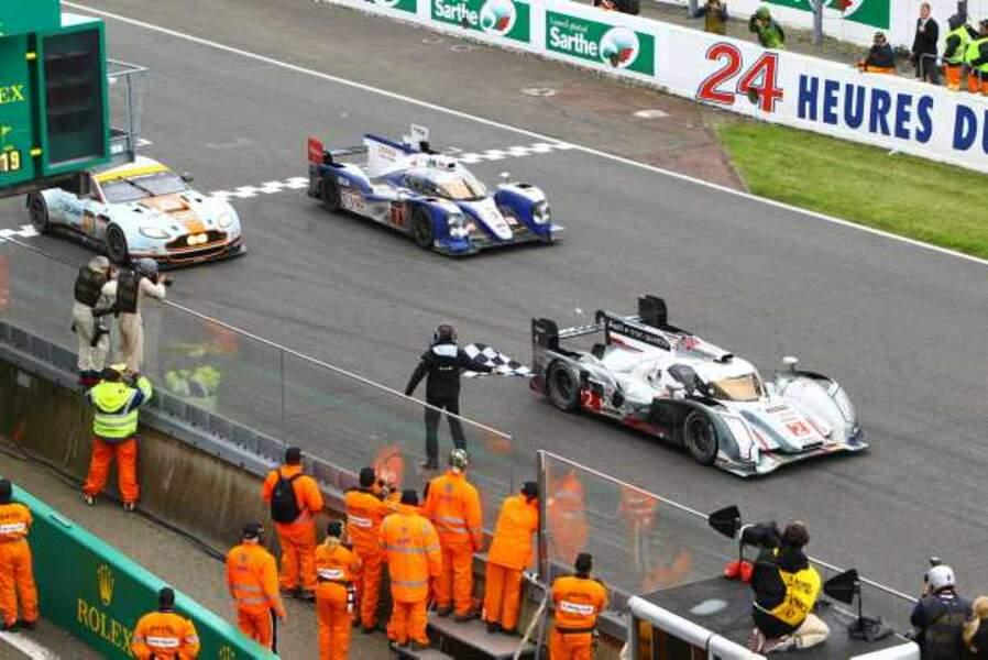 Audi remporte les 24 heures du Mans 2013