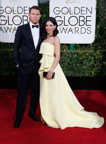 Channing Tatum et sa femme Jenna Dewan-Tatum