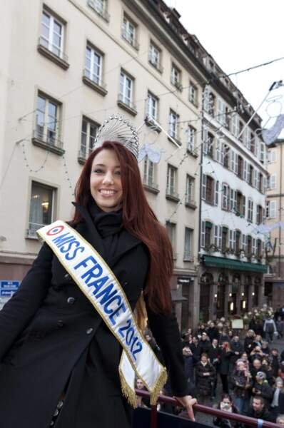 Delphine Wespiser, à Magstatt-le-Bas (Haut-Rhin)