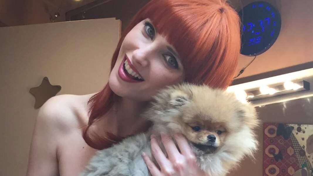 Elle vous présente Joca, son chien qui a son propre compte Twitter : @JocaZeDog