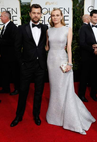 Diane Kruger et Joshua Jackson