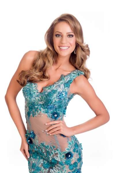 Alejandra Argudo, Miss Equateur 2014