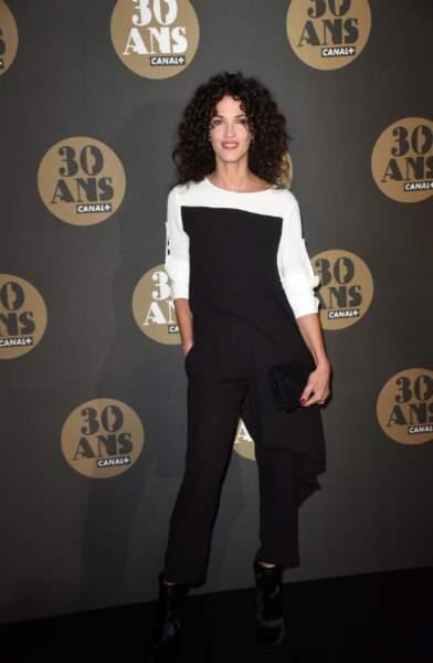 L'ex top Linda Hardy, qui a également joué dans la série