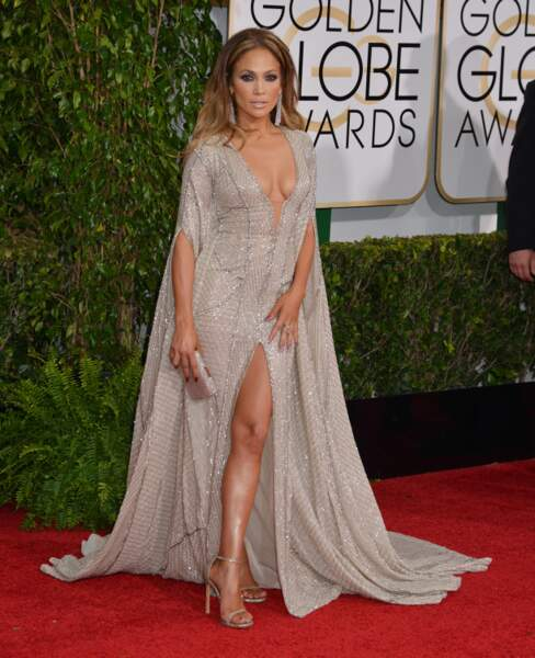 Jennifer Lopez se dévoile