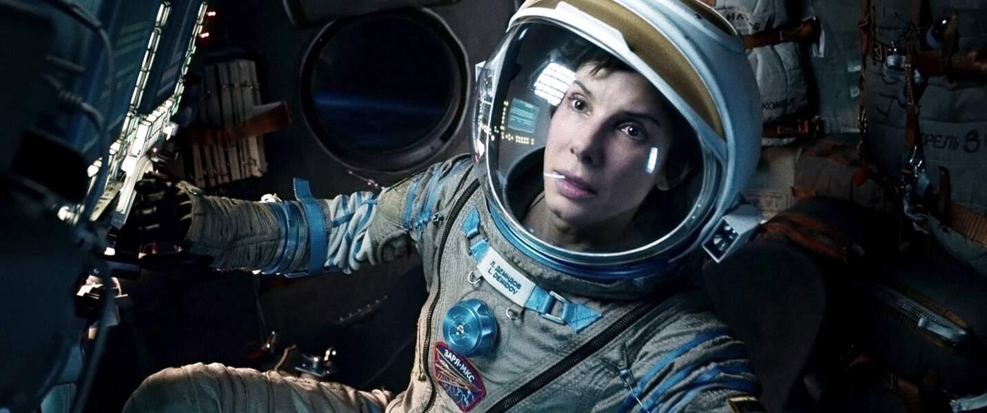 Gravity (Alfonso Cuarón, 2013)