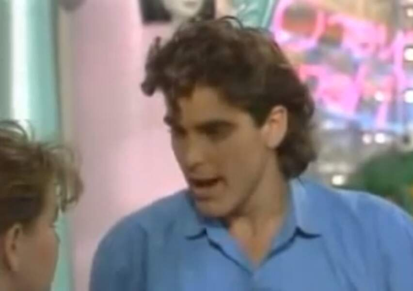 George Clooney dans Drôle de vie