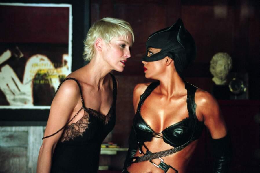 Sharon Stone et Halle Berry, des héroïnes sexy