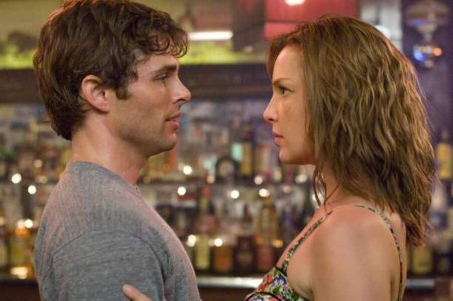 27 robes (2008), avec James Marsden