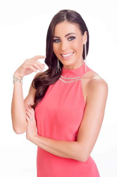 Patricia Da Silva, Miss Portugal 2014