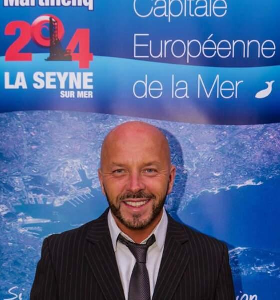 Laurent Lenne (ex Secret-Story), à La Seyne-sur-Mer (Var)