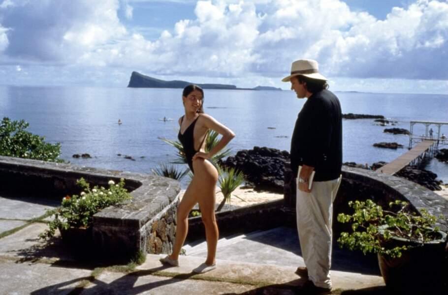 Marie Gillain dans Mon père ce héros (1991)