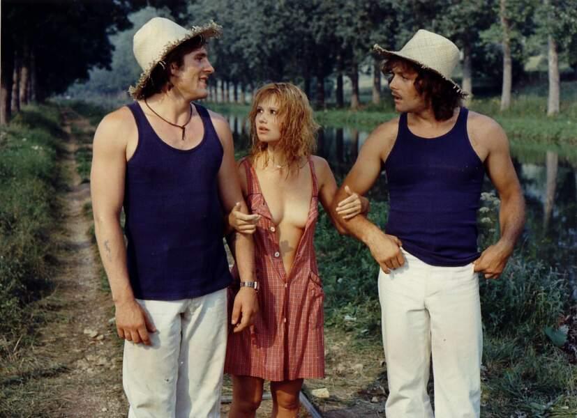 Les Valseuses (Bertrand Blier, 1974) : avec Patrick Dewaere et Miou-Miou