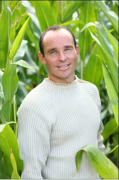 Guillaume, 30 ans, polyculteur et éleveur de vaches laitières et de volailles