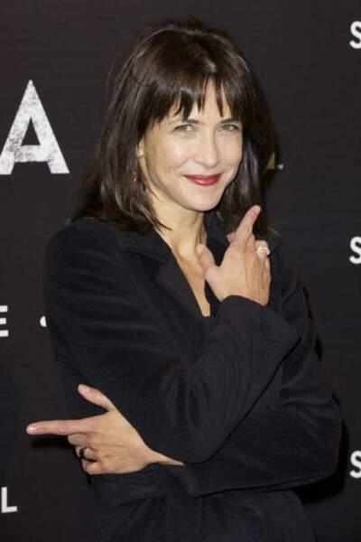 La belle Sophie Marceau, ancienne James Bond Girl