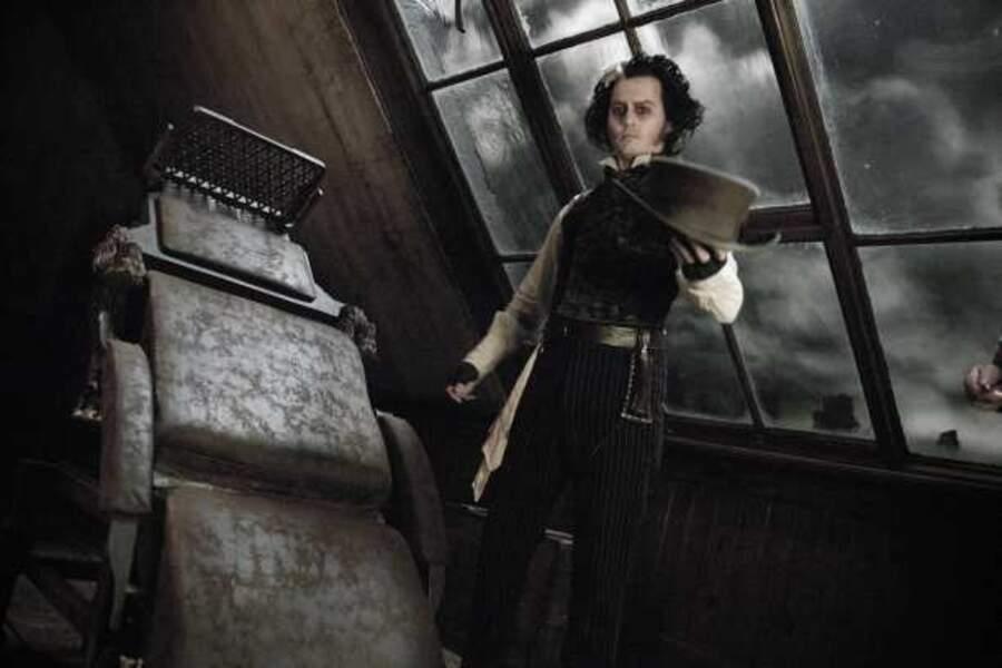 Sweeney Todd : le diabolique barbier de Fleet Street (2008)