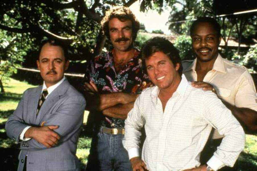 Magnum (1980–1988)